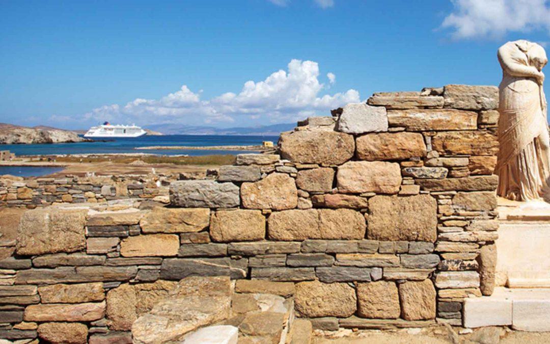 History of Mykonos